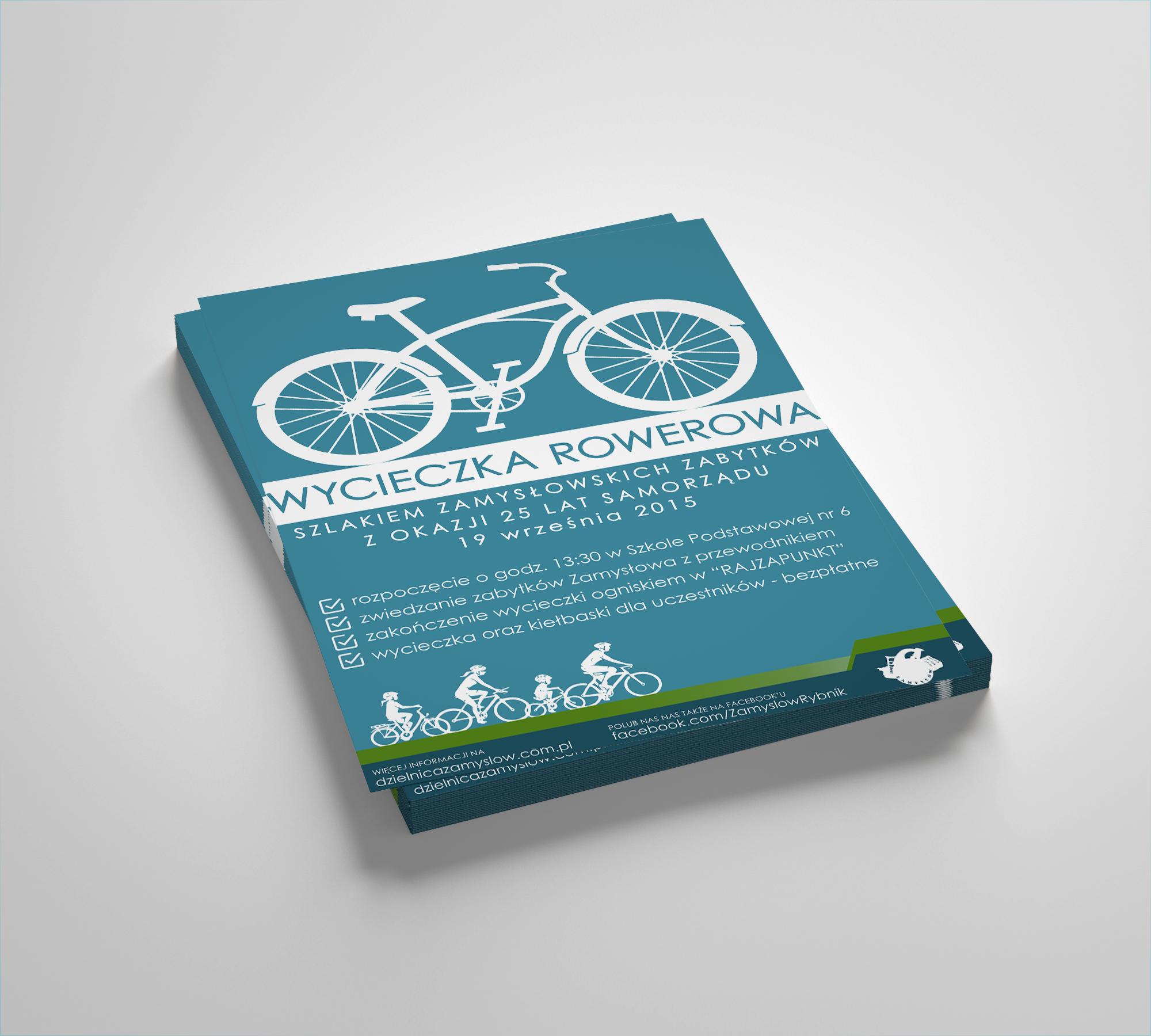 Zamysłów - Wycieczka rowerowa 1